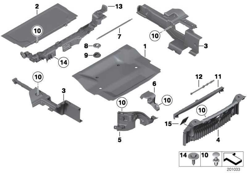 Spannband Einlegeplatte hinten  Z4  (51477239944)