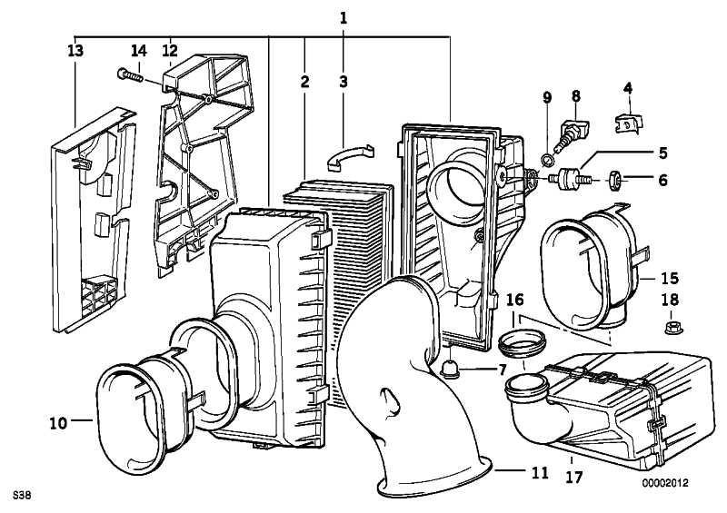 Sechskantschraube mit Scheibe M6X16-Z3-2       3er 5er 6er 7er 8er  (07119915021)