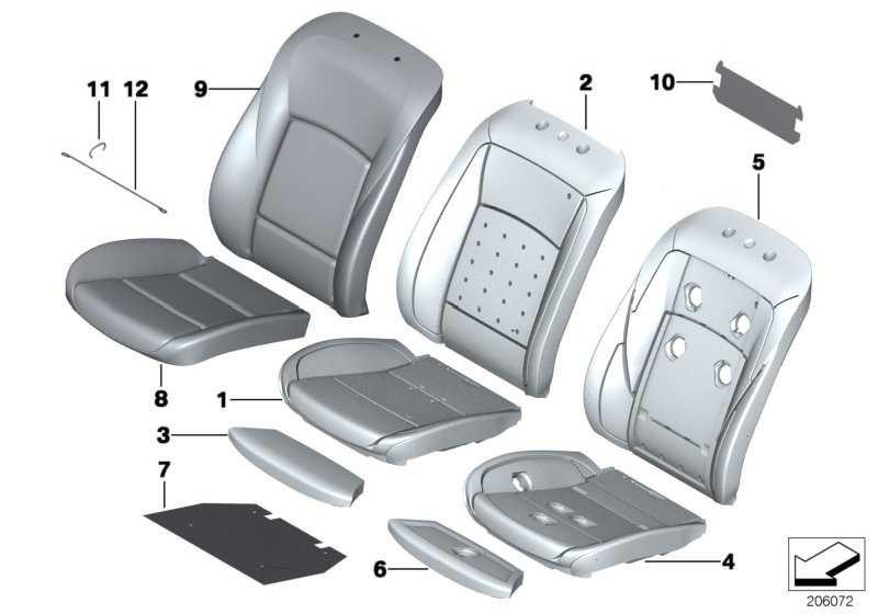 Bezug Komfort Sitz Klimaleder LCCX,LCDH OYST. 7er 5er  (52107232855)