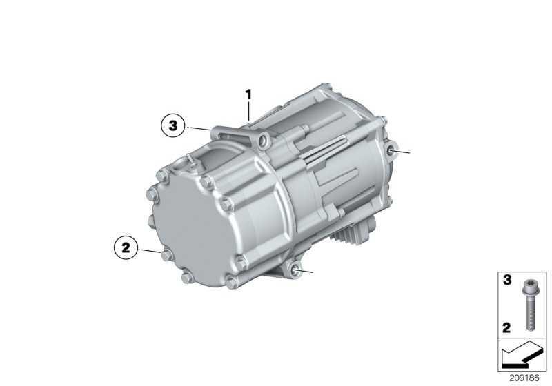 Kompressor elektrisch  7er  (64529227508)