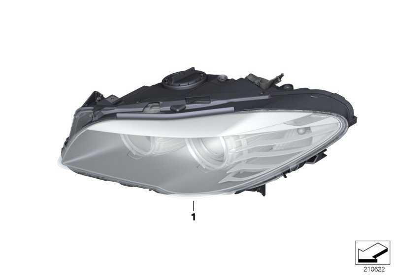 Scheinwerfer LED links   (63117352485)