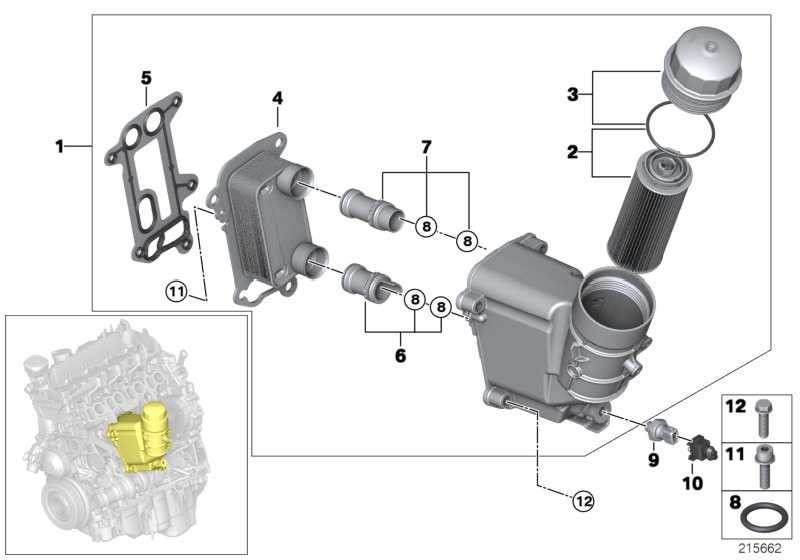 Sechskantschraube mit Scheibe M8X48-ZNNIV SI  1er 3er 5er X3 X1  (07119906679)