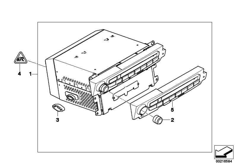 Car Infotainment Computer  X5 X6  (65129278073)