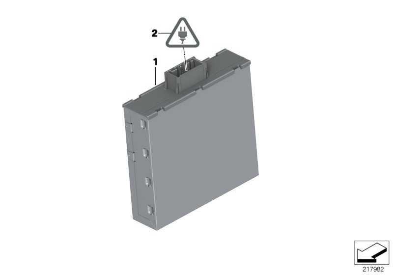 Spannungswandler VSU180          1er 3er 5er 6er X3  (61429251984)