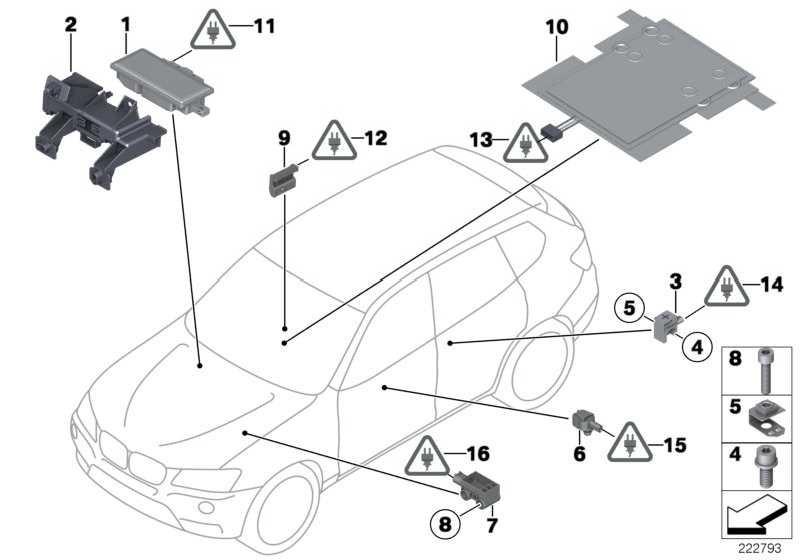 Sensor Tür  5er 6er 7er  (65779224178)