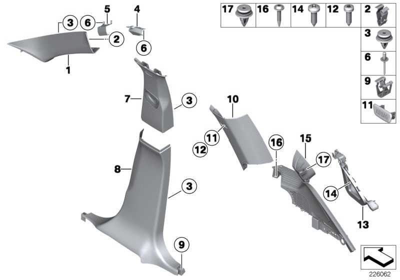 """Abdeckkappe """"Airbag"""" SCHWARZ 3er 5er 6er 7er X1 X3  (51437903774)"""