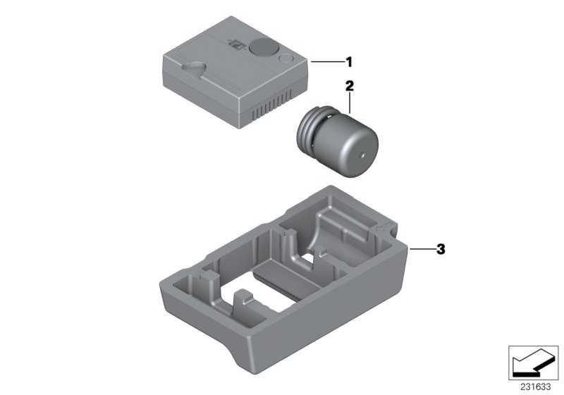 Ablage Mobility System  5er  (71106792898)
