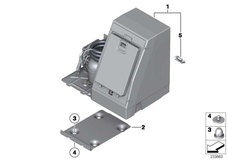 Kühlbox  7er  (64117893581)