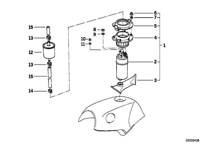 Kraftstoffpumpe   (16141341231)