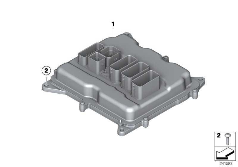 Grundsteuergerät DME MEVD1729        X1 Z4  (12148610678)