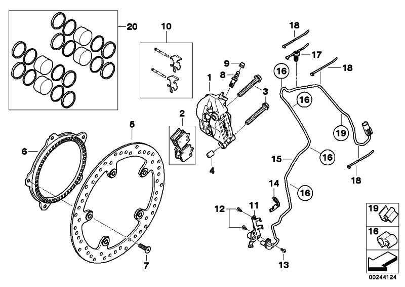 Sechskantschraube mit Schaft M10X65           (34117719823)