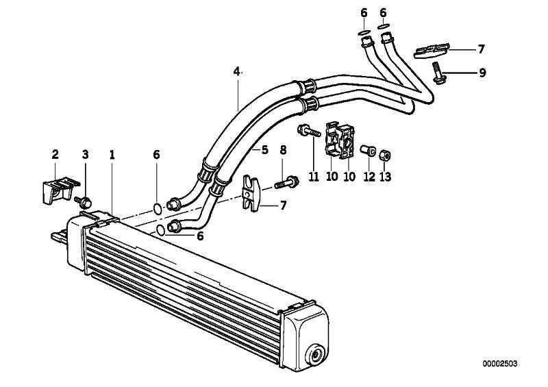 Zylinderschraube mit Scheibe M8X30-Z3        3er 5er 7er Z3  (07119920137)