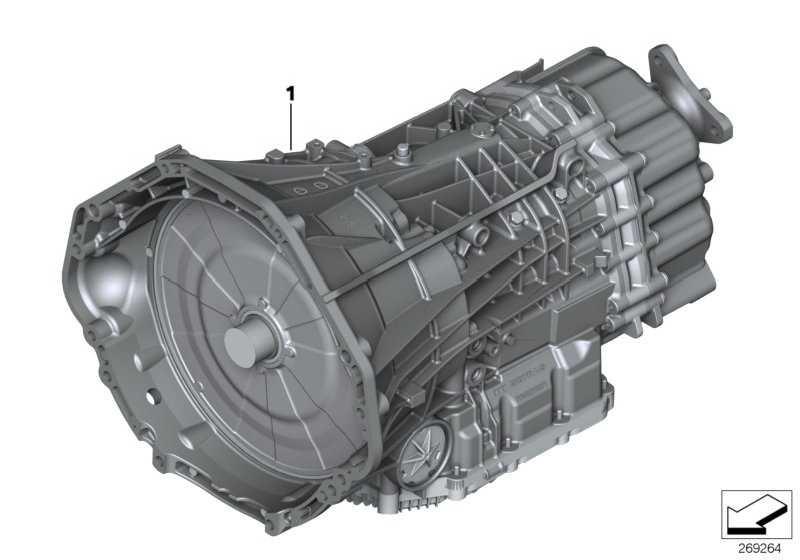 Austausch Doppelkupplungsgetriebe GS7D36BG        5er 6er  (28007843840)