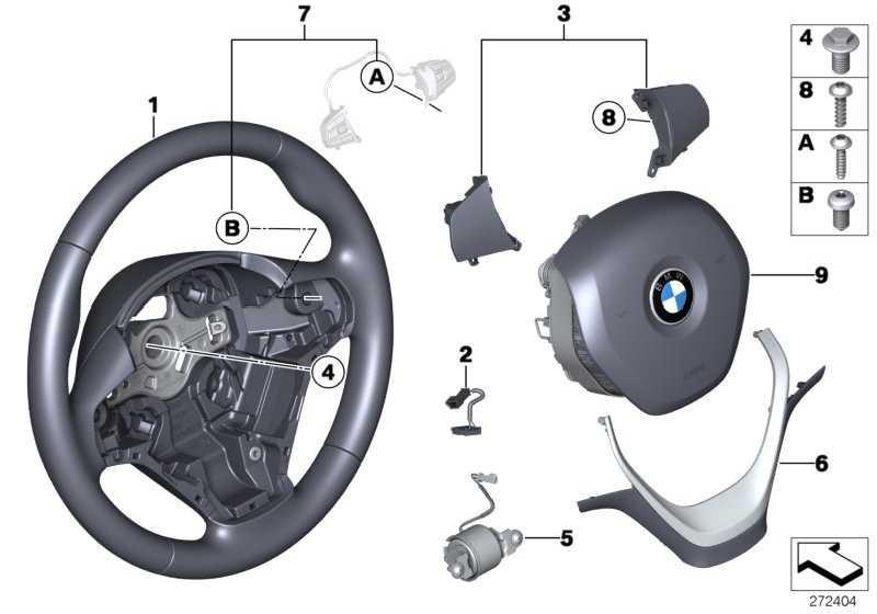 Airbagmodul Fahrerseite  3er 4er  (32306857306)