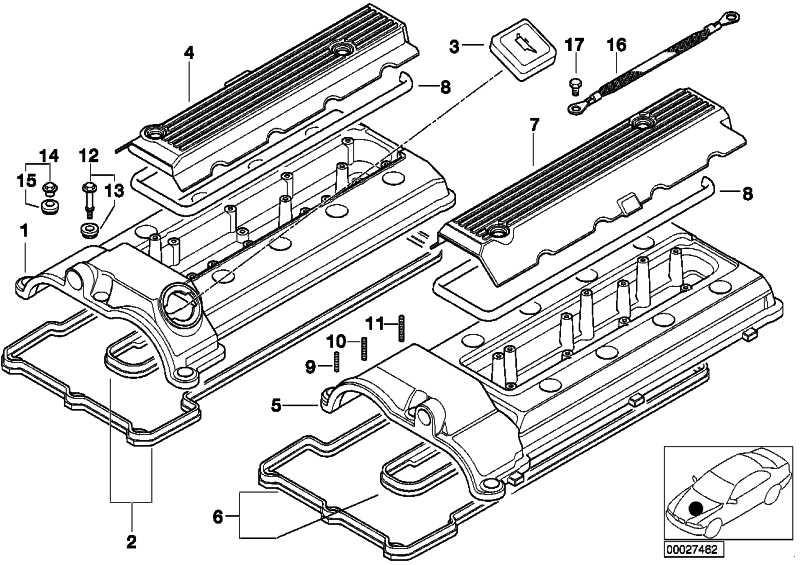 Sechskantschraube mit Scheibe M6X14-U1-8.8 1er 3er 5er 6er 7er X3 X5 X6 Z3 Z4 Z8 MINI  (07119905525)