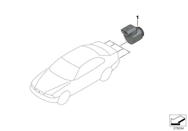 Ultraschallwandler SPARKLING GRAPH 3er  (66202241246)