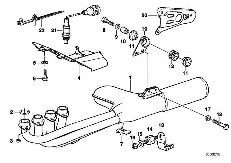Sechskantschraube M6X16-A2 1er 3er 5er 6er 7er X3 X5 X6  (07119913977)