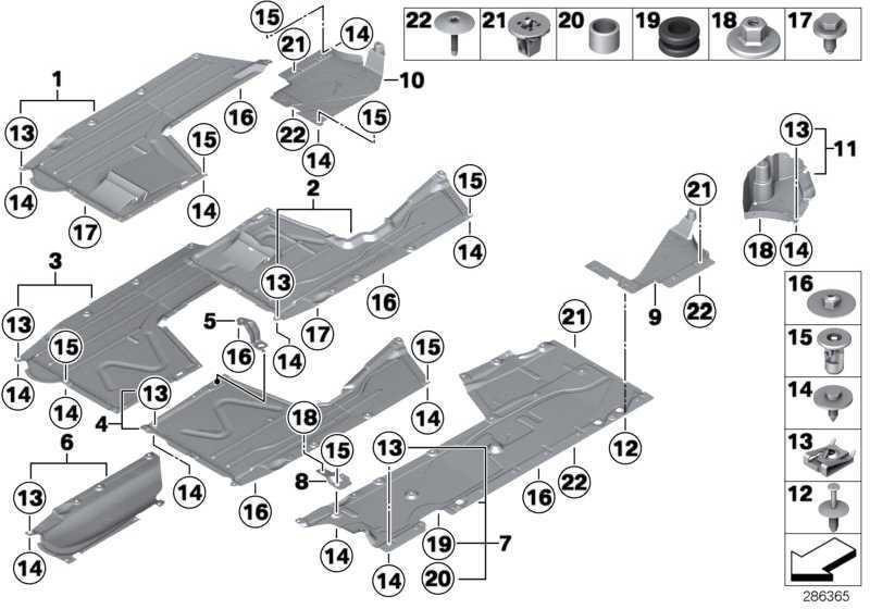 Verlängerung Unterbodenverkl. seitl. li.  1er  (51757241837)