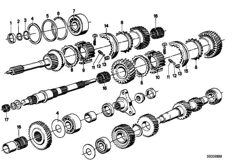 Synchronring  3er 5er 6er 7er  (23231209332)