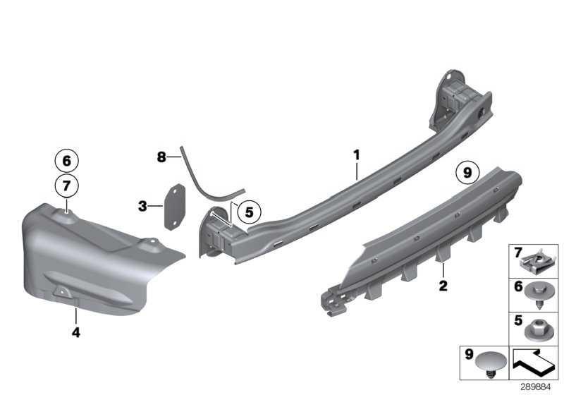 Adapter  5er  (51127299972)
