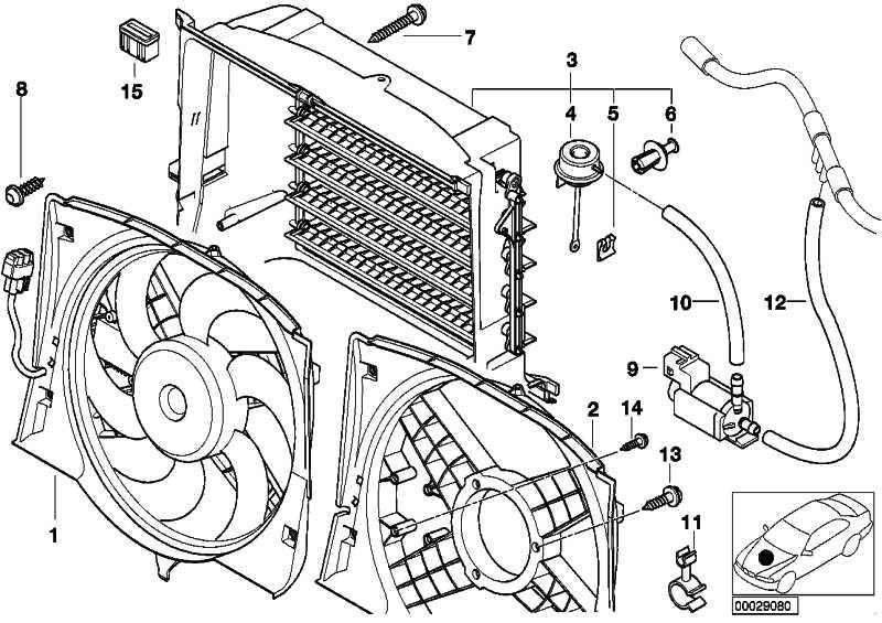 Elektro-Ventil  1er 3er 5er 6er 7er 8er X3 Z3 Z8 MINI  (11741742712)