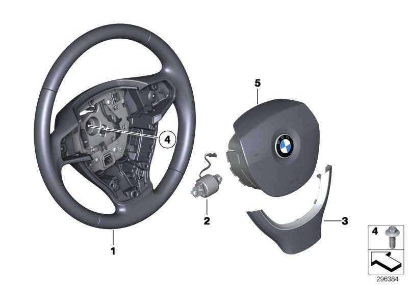 Airbagmodul Fahrerseite SCHWARZ         5er  (32306783829)