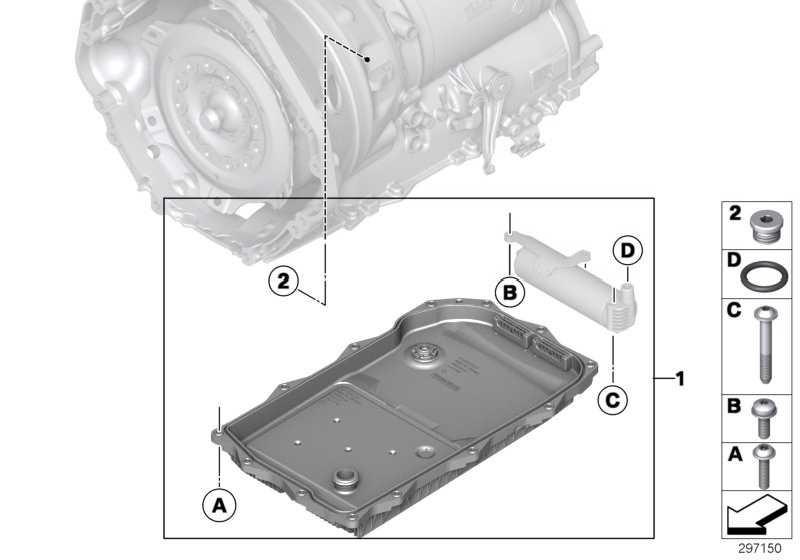 Reparatursatz O-Ring Ölvolumenspeicher  1er 2er 3er 4er 5er 6er 7er X1 X3 X5  (24347544931)