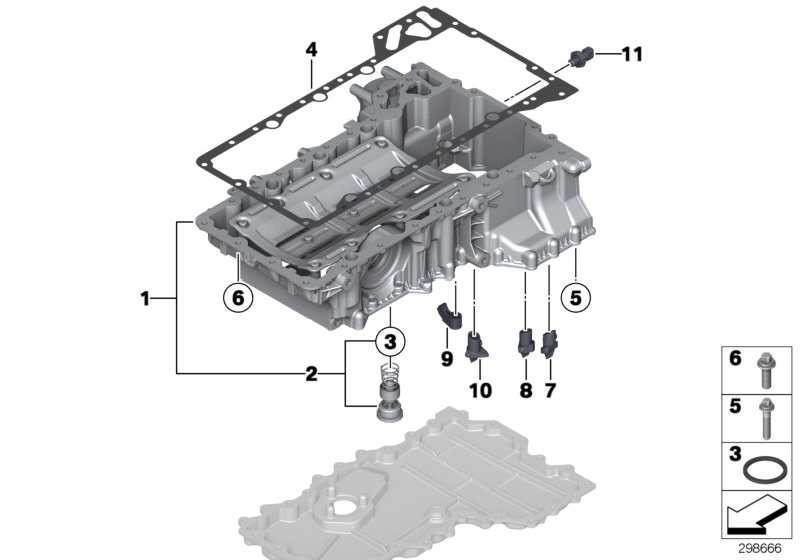 Sechskantschraube mit Bund M8X25-U1-8.8 X6 7er X5 5er 6er  (07129909333)