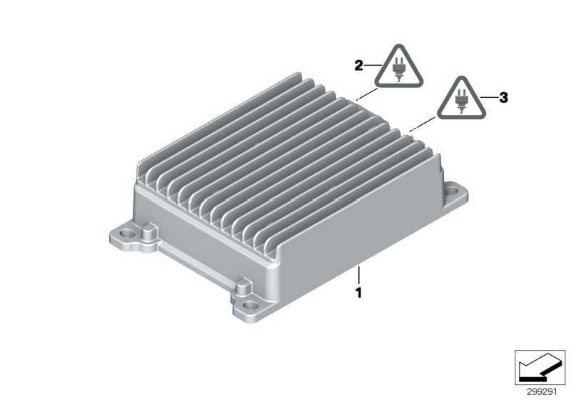 Batterielademodul BCU 150         5er 6er 7er  (61429240236)