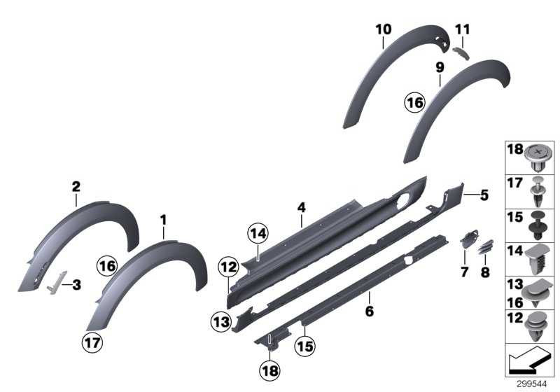 Black Band Schweller links BLACK MINI  (51710445883)