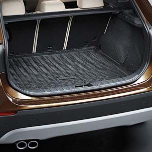 BMW Gepäckraumformmatte anthrazit 5er F10 5er F10 LCI US VERSION