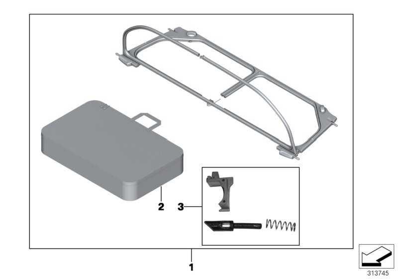 Reparatursatz Windschutz  1er 3er MINI  (54347358170)