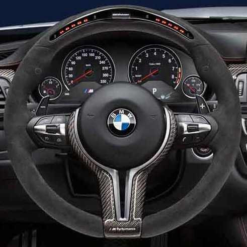 bmw m performance lenkrad alcantara m3 f80 m4 f82 f83. Black Bedroom Furniture Sets. Home Design Ideas