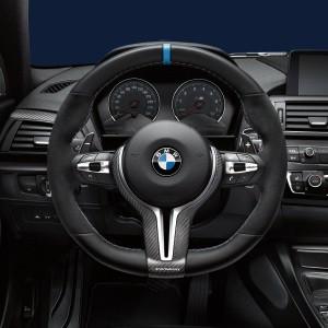 BMW M Performance Lenkrad Pro M2 F87 M3 F80 M4 F82 F83
