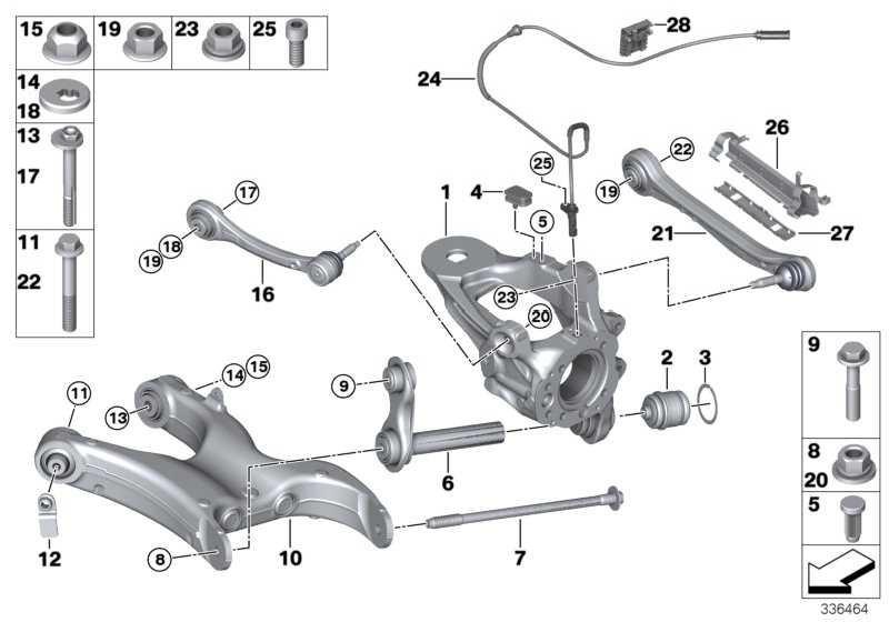 Exzenterschraube M12X1,5X72      X5 X6  (33306770968)