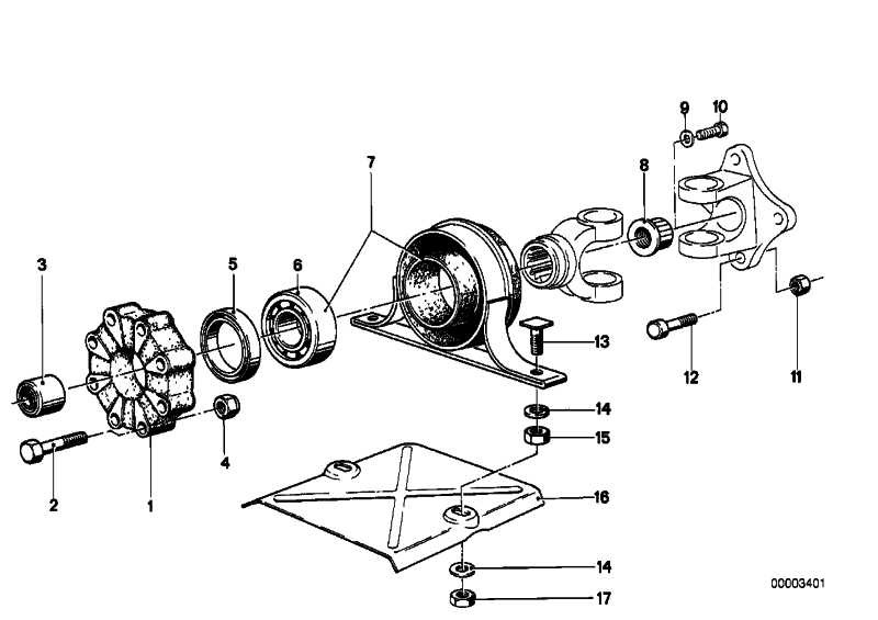 Sechskantschraube M12X1,5X25  3er 5er 6er 7er 8er X5 Z1 Z3 Z8  (07119911694)