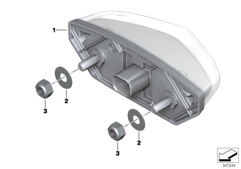 LED Heckleuchte   (63217711000)