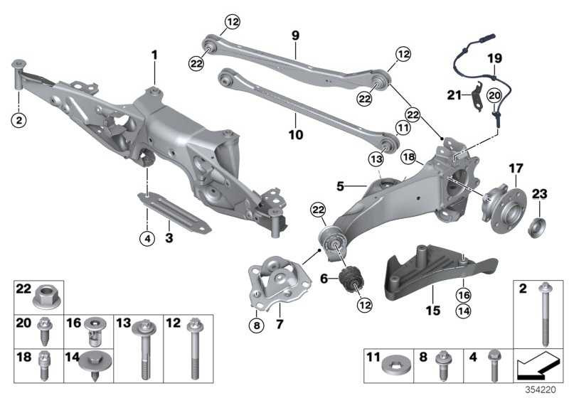 Exzenterschraube M12X1,5X75-10.9 MINI 2er X1  (33326858054)