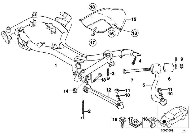 Sechskantschraube mit Scheibe M12X1,5X50-8.8  5er Z8  (31121092165)