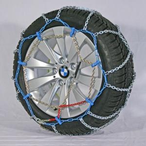 BMW Schneekette Comfort 2er F45 F46 3er E46 F30 F31 4er F32 F33 F36 5er E39 E60 Z4 E85