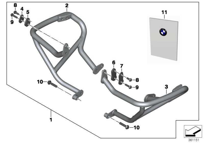 Motorschutzbügel links   (77148533691)