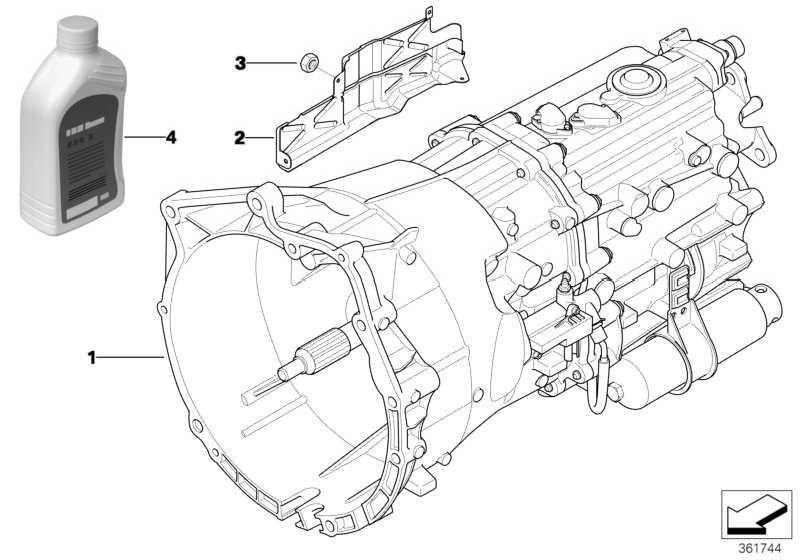 Schaltgetriebeöl MTF LT-3 1000ML          1er 2er 3er 5er 6er X1 X3 X5 Z4  (83222339221)