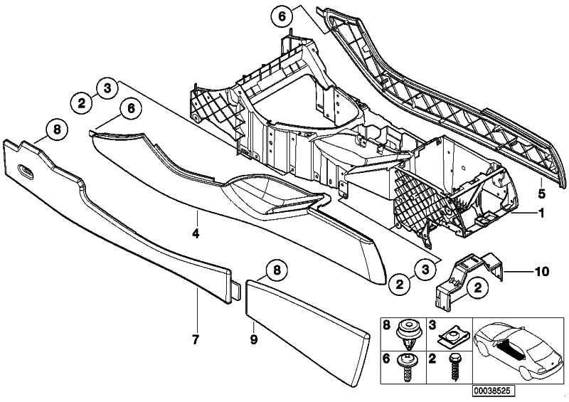 Blechmutter 4,8-8           5er X5 X6  (07129901655)