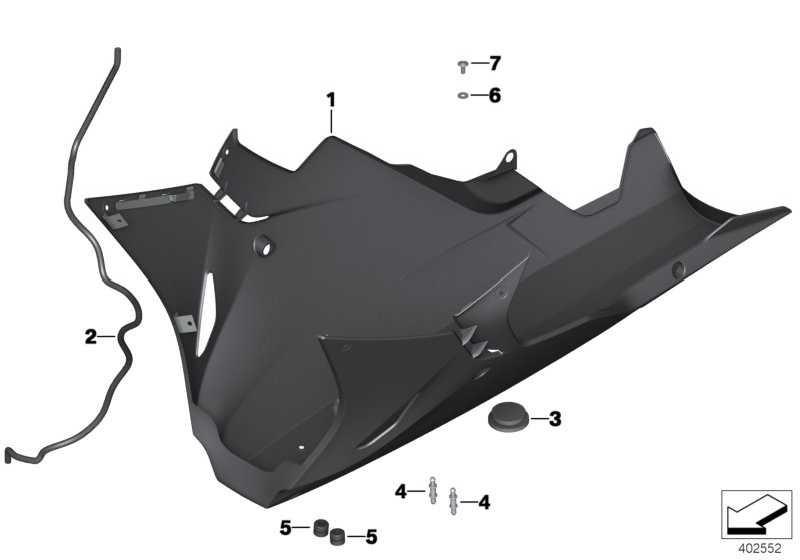 Motorspoiler Carbon Race CFK  (77318551227)