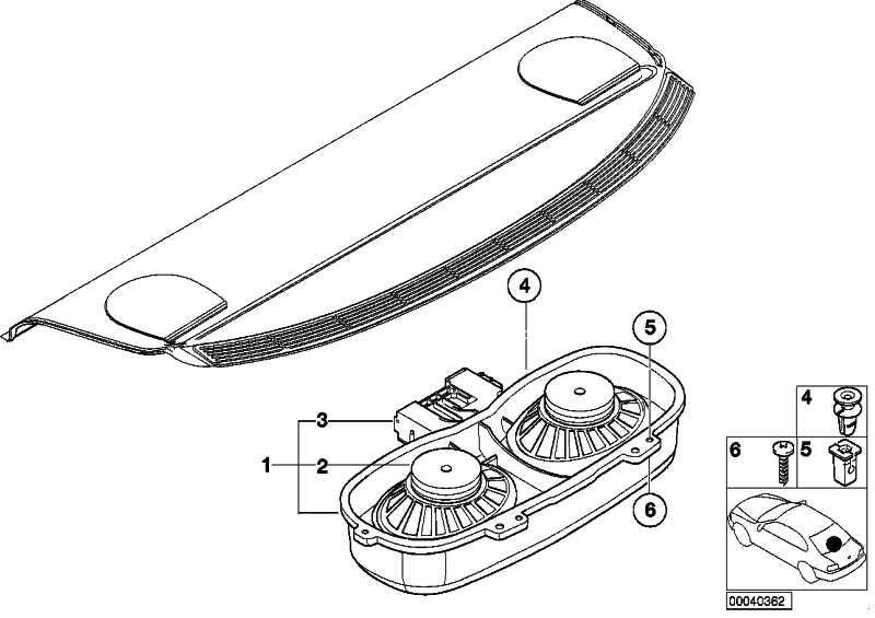 Subwooferbox Top-Hifi-System HARMAN KARDON   3er  (65126946986)