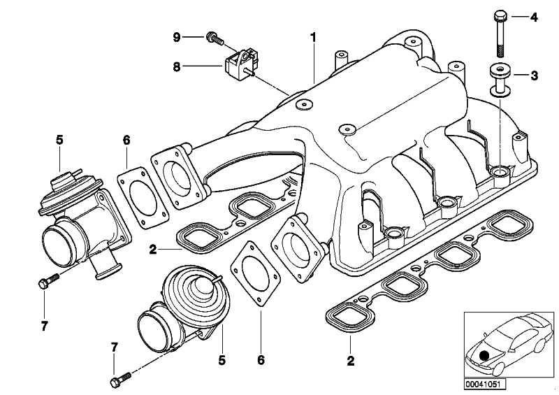 Sechskantschraube mit Scheibe M6X25-U1-ZNS3   1er 3er 5er 6er 7er X1 X3 X5 X6 Z4  (07119903851)
