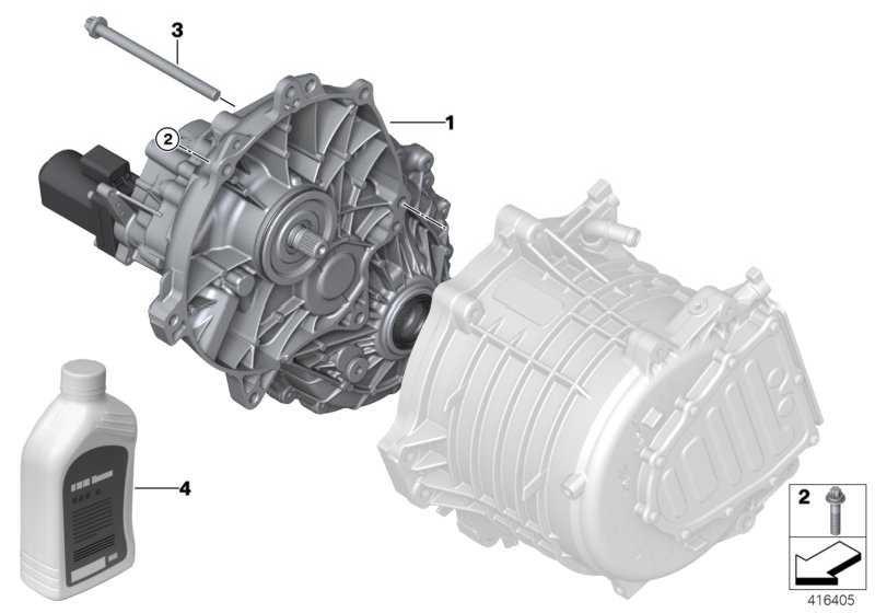 2 Gang E-Getriebe BEFÜLLT  (27208664452)