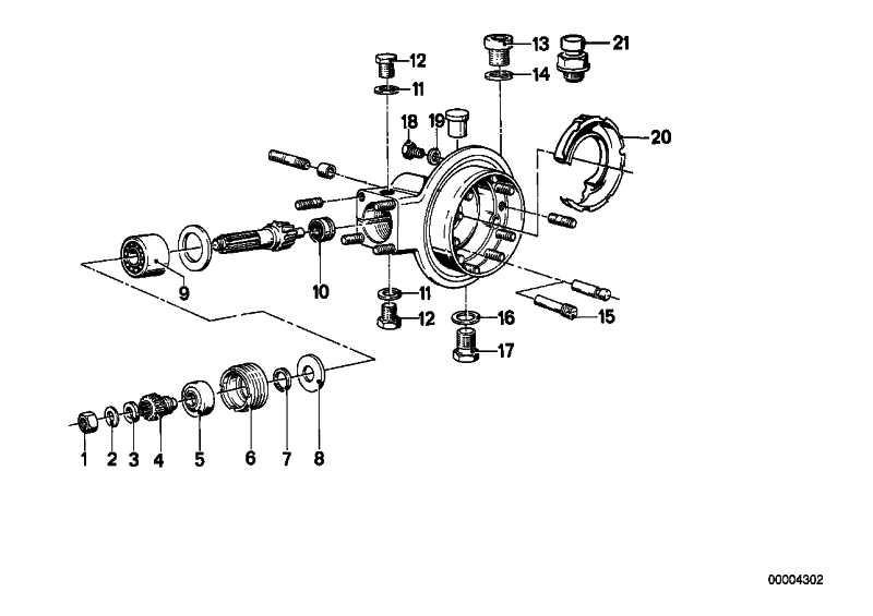 Nadellager 15X32X17         (33121230244)