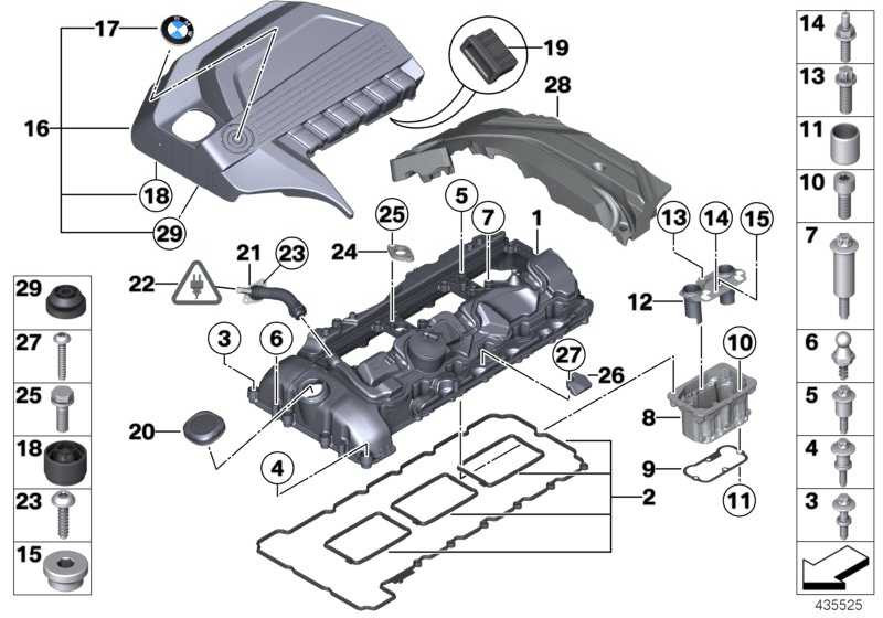 ASA-Schraube M6X36.5         5er 1er 3er X6 X5 X3 6er 7er 4er 2er X4  (11127584156)