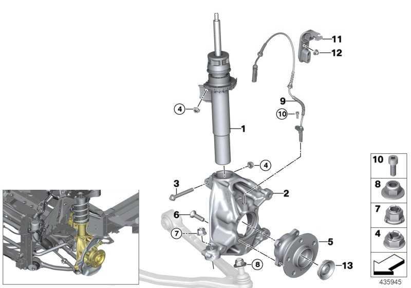 Bundschraube M12X1,5X37-10.9 MINI  (31206854639)
